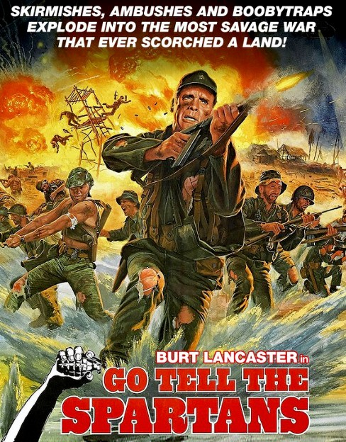 Go tell the spartans (DVD) - image 1 of 1