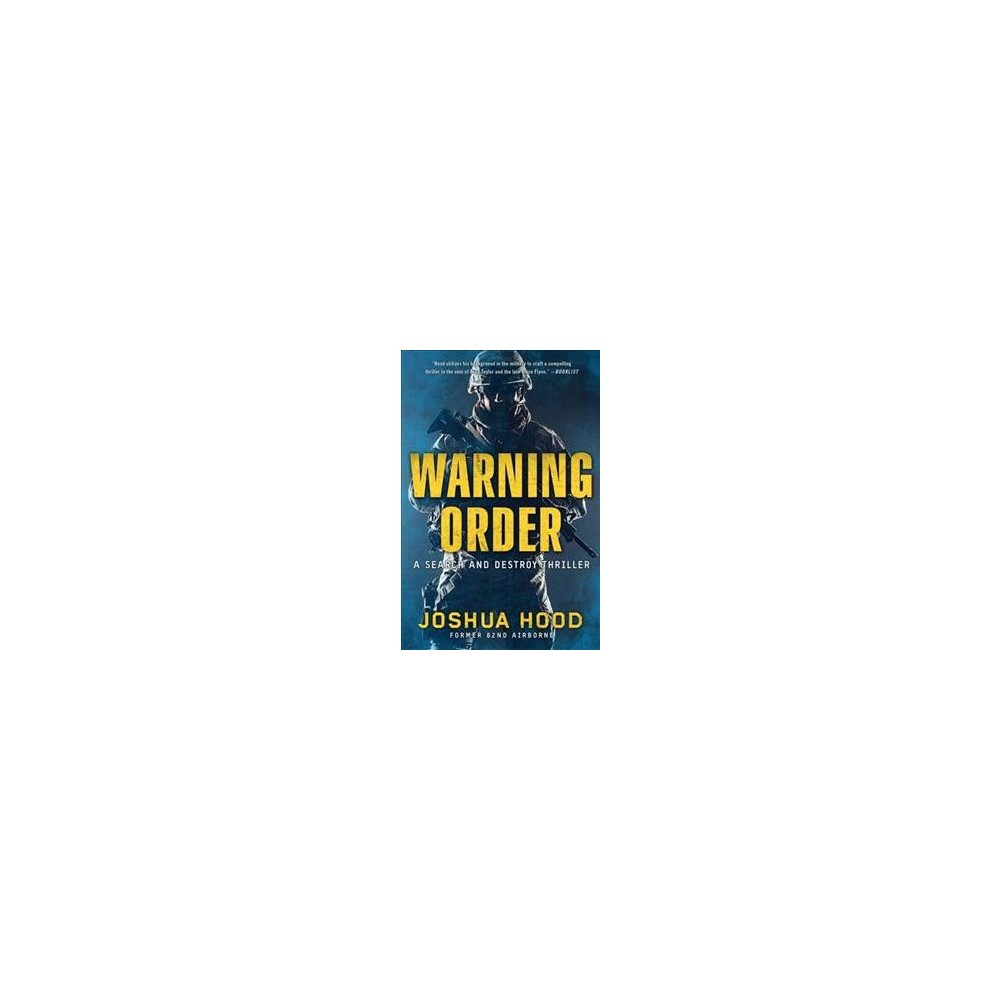 Warning Order - MP3 Una (Search and Destroy) by Joshua Hood (MP3-CD)