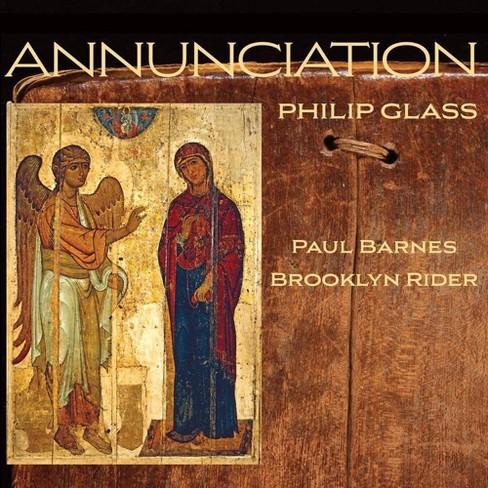 Brooklyn Rider - Glass: Annunciation (CD) - image 1 of 1
