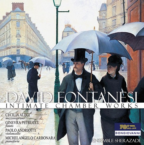 Ensemble scherazade - Fontanesi:Intimate chamber works (CD) - image 1 of 1