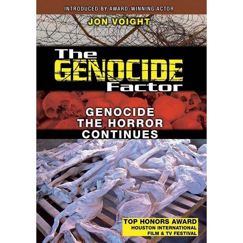 Genocide: Horror Continues (DVD) - image 1 of 1