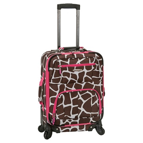 "Rockland Mariposa 20"" Carry On Suitcase - image 1 of 1"