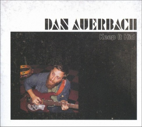 Dan auerbach - Keep it hid (CD) - image 1 of 1