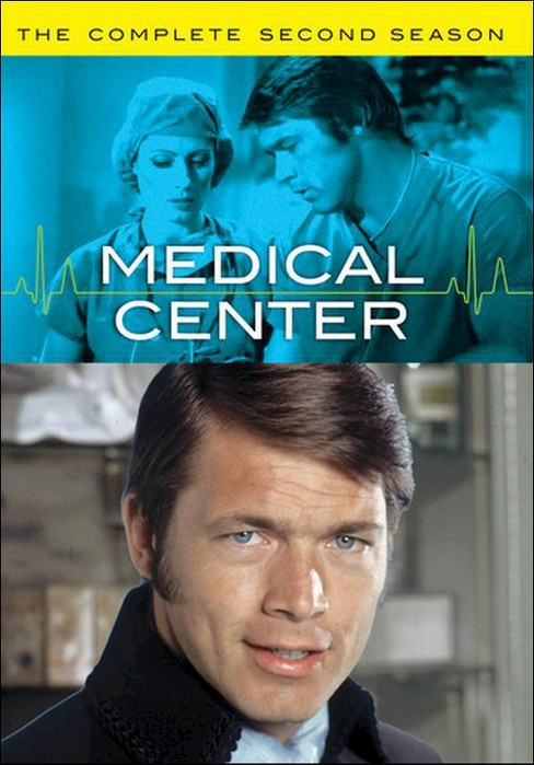 Medical center:Complete second season (DVD) - image 1 of 1