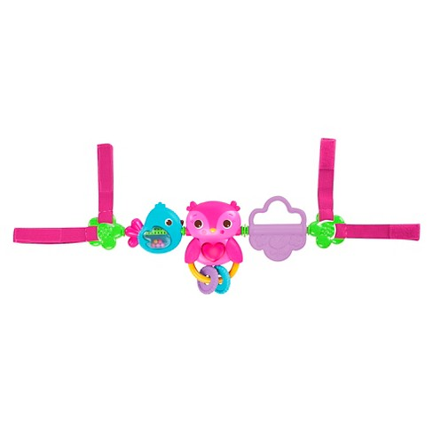 Bright Starts Busy Birdies Stroller and Carseat Toy - image 1 of 5