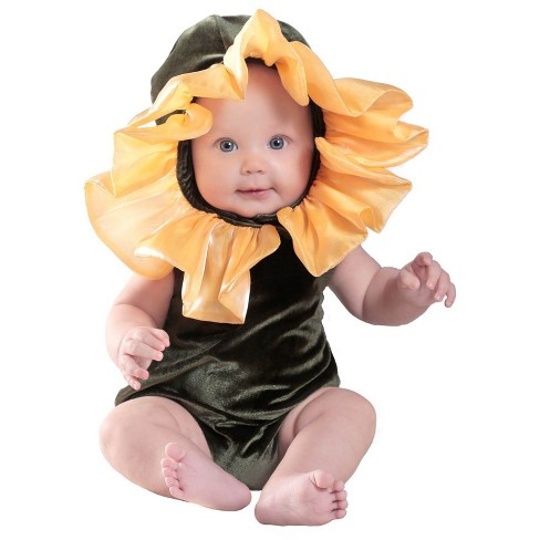 Anne Geddes Baby Girls' Flower Halloween Costume - Princess Paradise - image 1 of 1
