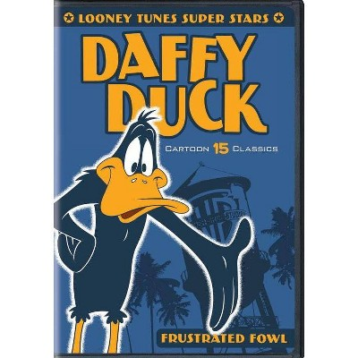 Looney Tunes Super Stars: Daffy Duck, Frustrated Fowl (DVD)(2010)