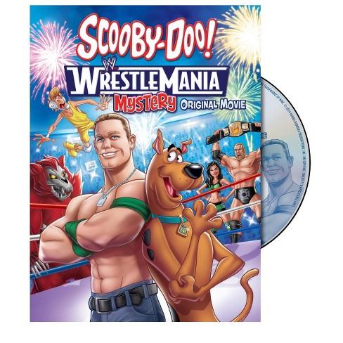 Scooby-Doo!: Wrestlemania Mystery (DVD) - image 1 of 1