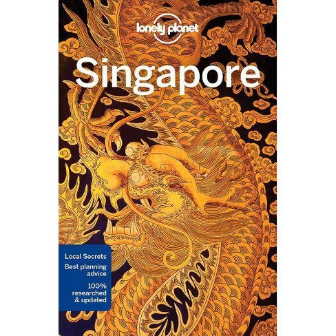 Lonely Planet Singapore - (City Guide) 11 Edition by  Lonely Planet & Ria de Jong (Paperback) - image 1 of 1
