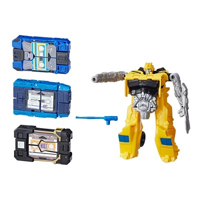 Transformers Bumblebee Greatest Hits Bumblebee Cassette Pack