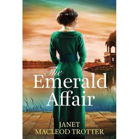 The Emerald Affair - by  Janet MacLeod Trotter (Hardcover) - image 1 of 1