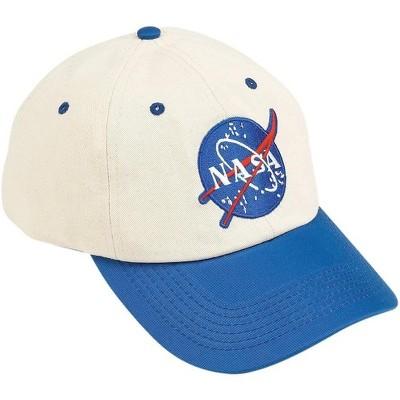 Aeromax NASA Astronaut Flight Suit Cap Adjustable Child Costume Hat | Youth Size