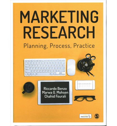 Marketing Research : Planning, Process, Practice -  (Hardcover) - image 1 of 1