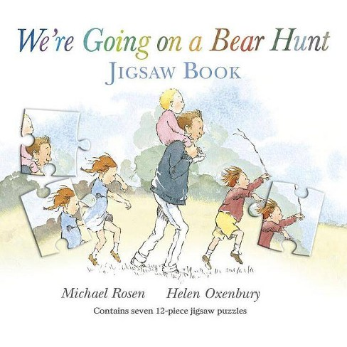 We're Going on a Bear Hunt - by  Michael Rosen (Board_book) - image 1 of 1
