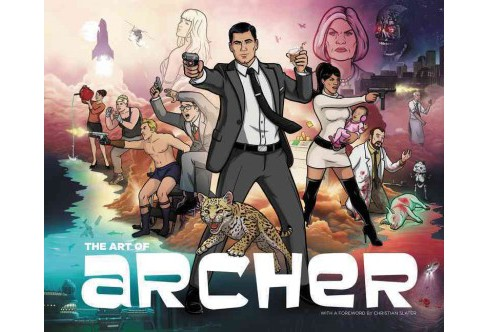 Art of Archer (Hardcover) (Neal Holman) - image 1 of 1
