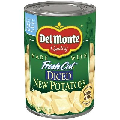 Del Monte Fresh Cut Diced New Potatoes - 14.5oz