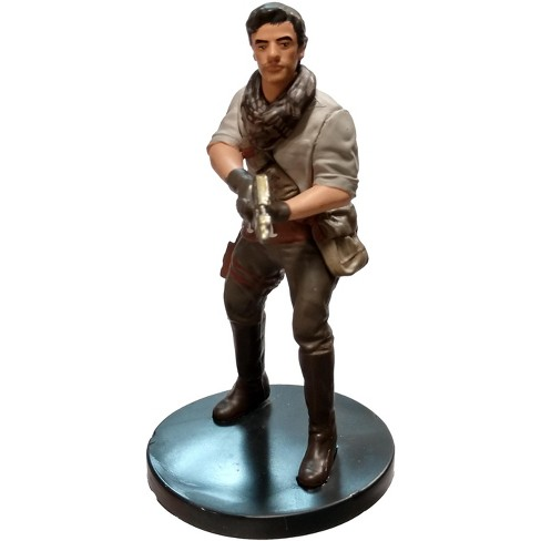 Disney Star Wars The Rise Of Skywalker The Resistance Poe Dameron 3 5 Inch Pvc Figure Loose Target