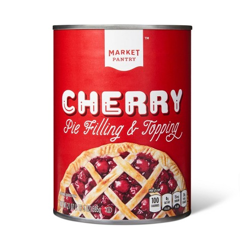 Cherry Pie Filling - 21oz - Market Pantry™ - image 1 of 3