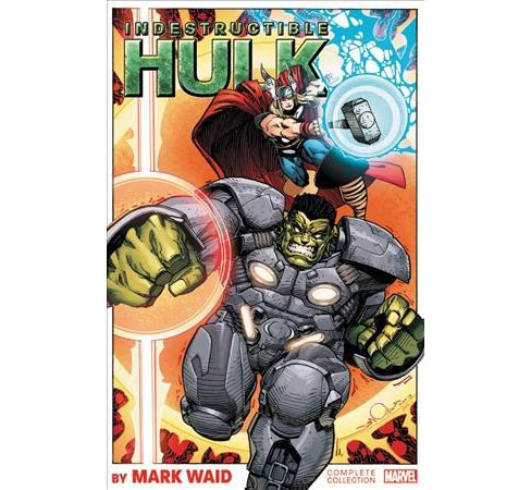 Indestructible Hulk : Complete Collection (Paperback) (Mark Waid & Jeff Parker) - image 1 of 1