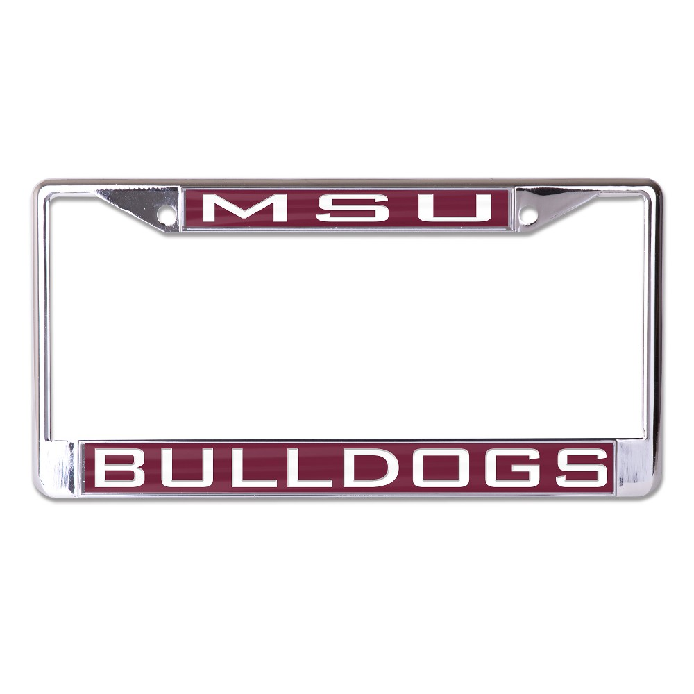 NCAA Mississippi State Bulldogs License Plate Frame