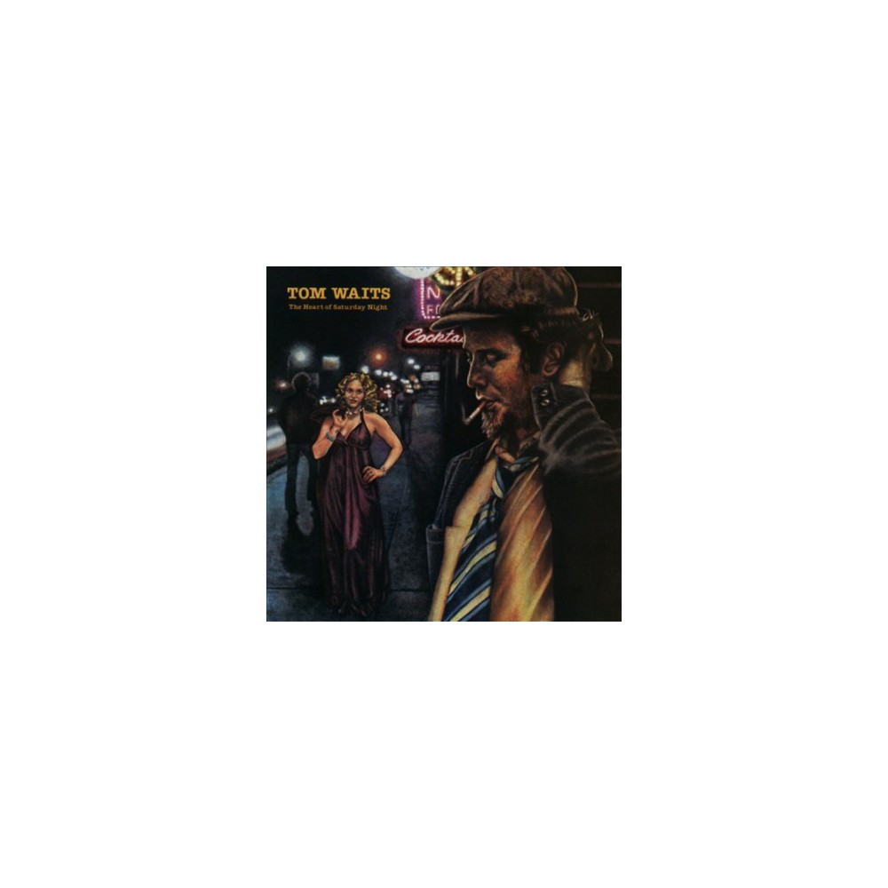 Tom Waits - Heart Of Saturday Night (CD)