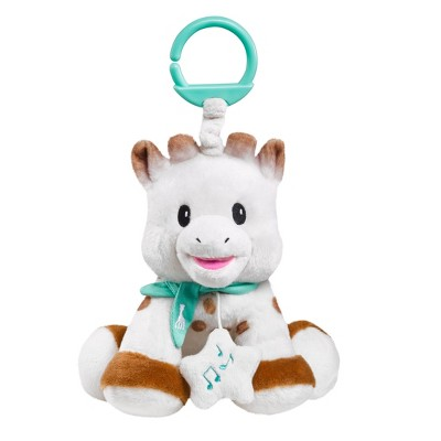 Sophie la girafe Plush with Musical Box