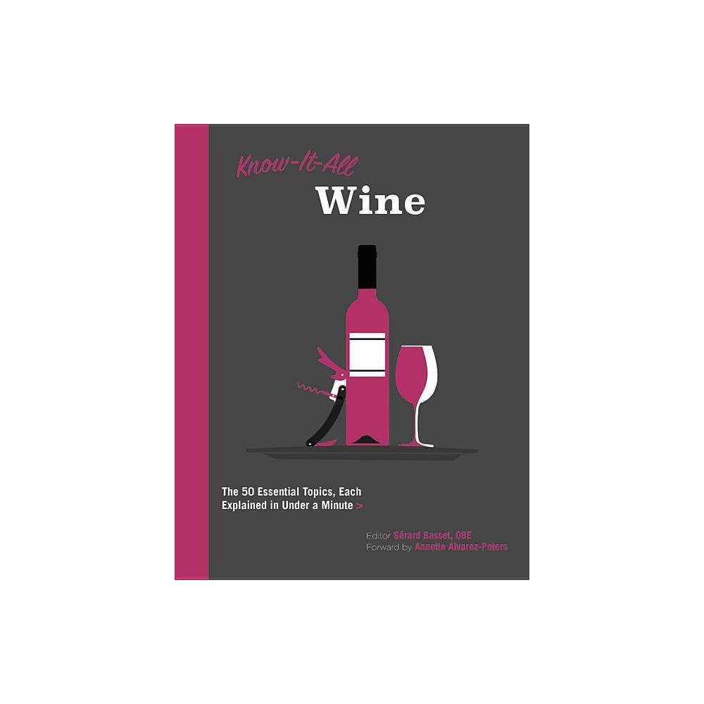 Know It All Wine By Gerard Basset Paperback