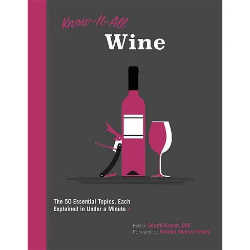 Know It All Wine - (Paperback) - image 1 of 1