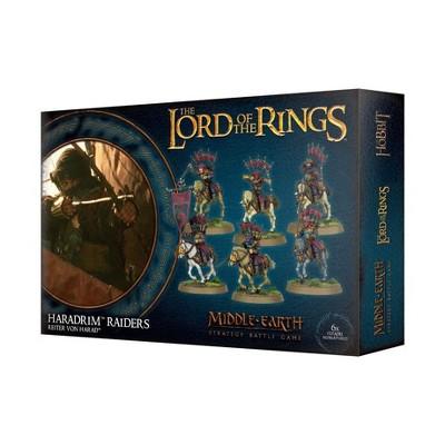 Haradrim Raiders Miniatures Box Set