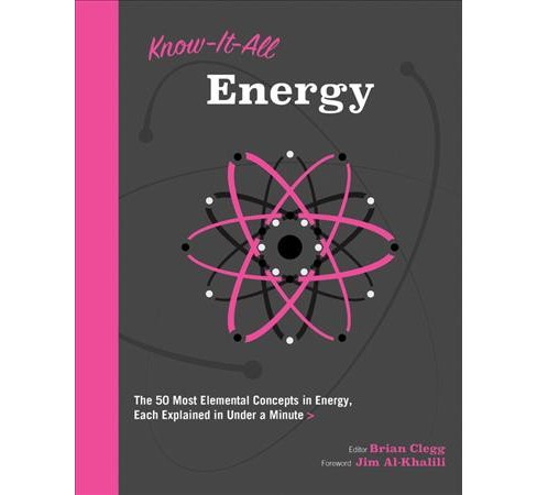 Know-It-All Energy : The 50 Most Elemental Concepts in Energy, Each Explained in Under a Minute - image 1 of 1