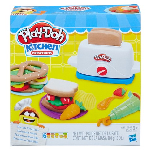 play doh kitchen creations toaster creations target - Kitchen Creations