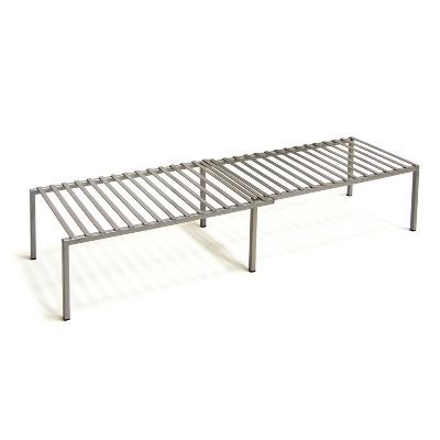sc 1 st  Target & Seville Expandable Cabinet Shelf Organizer Silver : Target