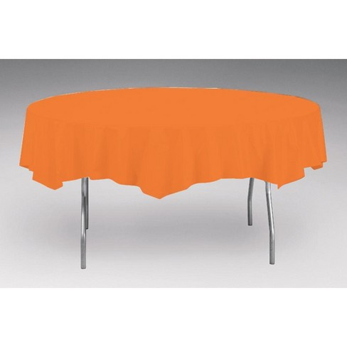 Creative Converting Touch of Color Paper Banquet Table Cover Pink