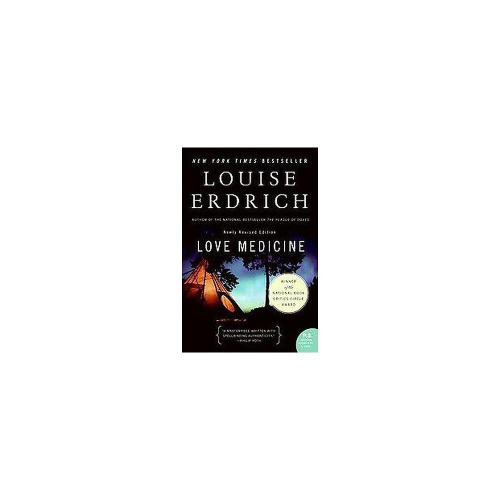 Love Medicine P S By Louise Erdrich Paperback