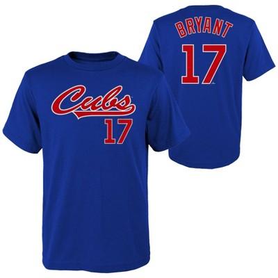 MLB Chicago Cubs Boys' T-Shirt