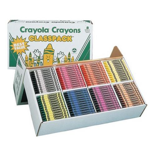 Crayola Crayons Class Pack - Large Cargo (400 crayons) - image 1 of 1