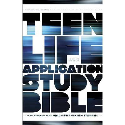 Teen Life Application Study Bible-NLT - (Paperback)
