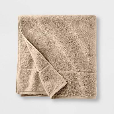 Modal Bath Sheet Sand - Casaluna™