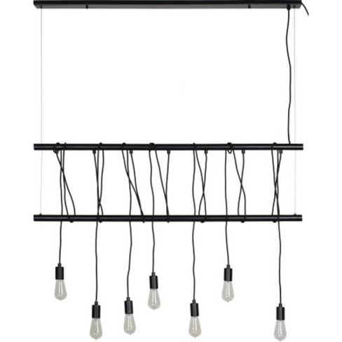 "Ren Wil LPC4341 Gardiner 7 Light 50"" Wide Linear Chandelier - image 1 of 1"