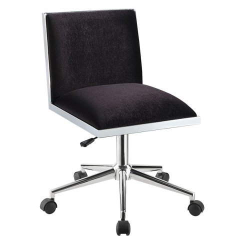 Iohomes Lipton Contemporary Leatherette Office Chair - HOMES: Inside + Out - image 1 of 2