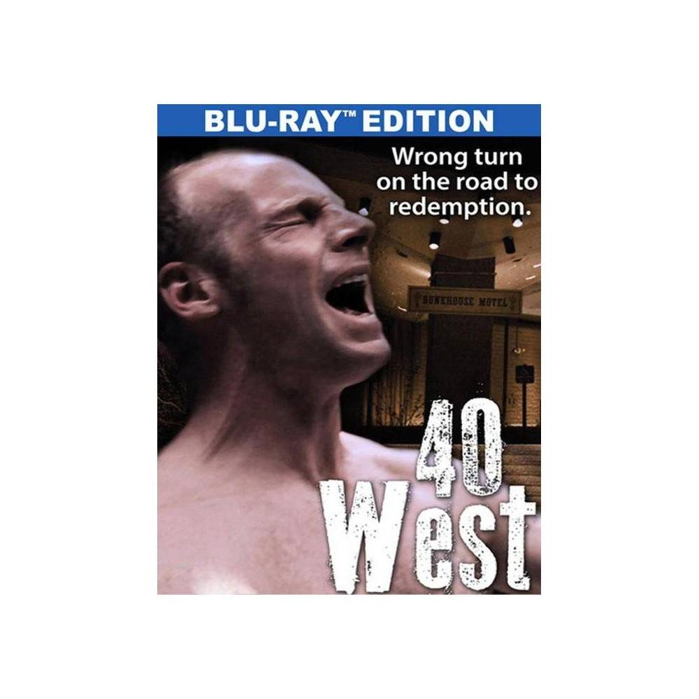 40 West Blu Ray 2015