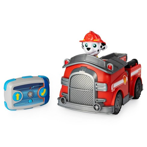 Paw Patrol Marshall Remote Control Fire Truck Target