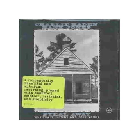 Hank (Piano) Jones - Steal Away (CD) - image 1 of 1