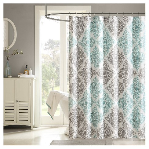 Arbor Microfiber Printed Shower Curtain - image 1 of 1
