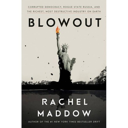 Blowout - by  Rachel Maddow (Hardcover) - image 1 of 1