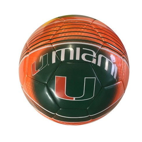 FIFA Miami Hurricanes Officially Licensed Size 5 Soccer Ball - image 1 of 2