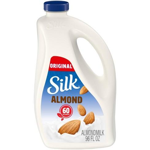 Silk Almond Milk Original - 96 fl oz - image 1 of 4