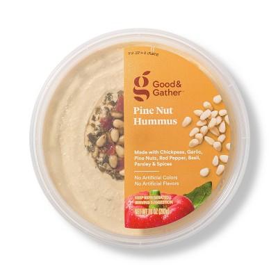 Pine Nut Hummus - 10oz - Good & Gather™