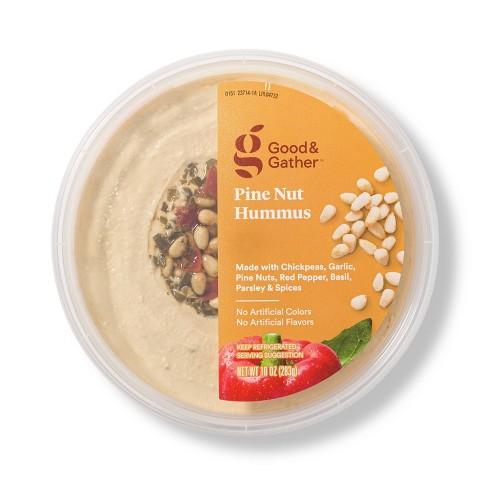 Pine Nut Hummus - 10oz - Good & Gather™ - image 1 of 3