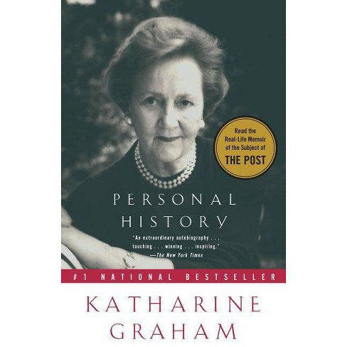 Personal History - by  Katharine Graham (Paperback) - image 1 of 1